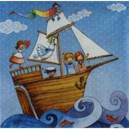 Crianças no Barco (822)
