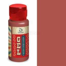 Gel Envelhecedor Vermelho Peroba - 04