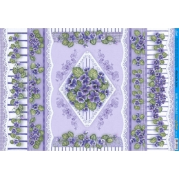 PD.1 - 002 - Violetas e Rendas