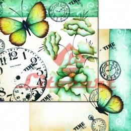 LSCD217 - Flores, Borboletas e Relógio