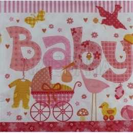 Coisas de Bebê - Baby Rosa (564)