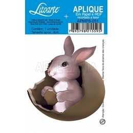 APMP8-051 - Páscoa - Coelhinho no Ovo