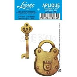 APM4 - 156 - Chave e Cadeado