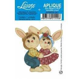 APMP8-041 - Páscoa - Coelhinhos