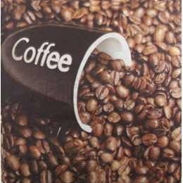Xícara Demarrando Grãos de Café (158)