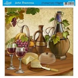 AFQ280 - Queijo e Vinhos