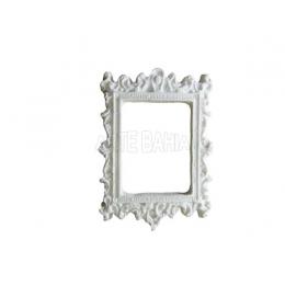 229 - Moldura com Espelho - Talhada - 6x8,5cm