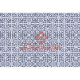 Papel para Decoupage LD767 - Azulejo