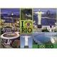 Papel para Decoupage LD460 - Cidade do Rio de Janeiro