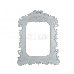 LLM-029 - Moldura com Espelho - Retangular - 19x25,5cm