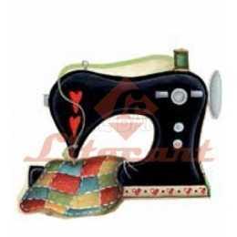 Aplique em Papel e MDF - LMAPC181 - Máquina de Costura