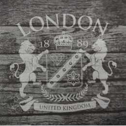 London - Fundo Preto (821)