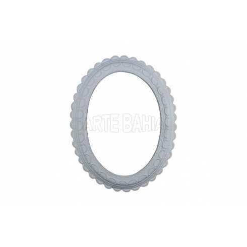 LLM-069-Moldura sem Espelho - Oval