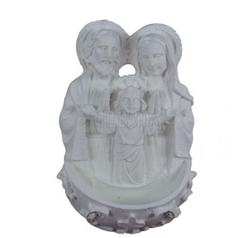 Sagrada Família com Pia
