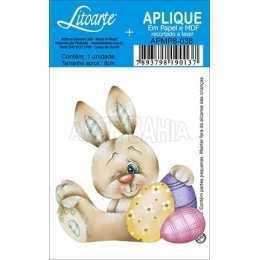APMP8-038 - Páscoa - Coelhinho com Ovos