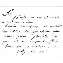 OPA 1882 - Manuscrito Fé