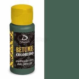 Betume Colorido Black Green - 13 -60ml  Daiara