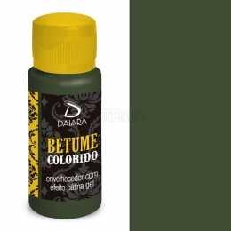 Betume Colorido Verde Oliva 12 - 60 ml Daiara