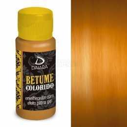 Betume Colorido Dourado - 51 - 60ml Daiara