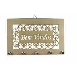 Porta Chaves - Bem Vindos