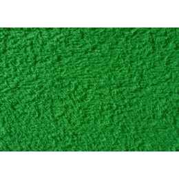 Tecido Atoalhado Verde Bandeira