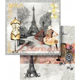 LSCD349 - Manequins e Paris