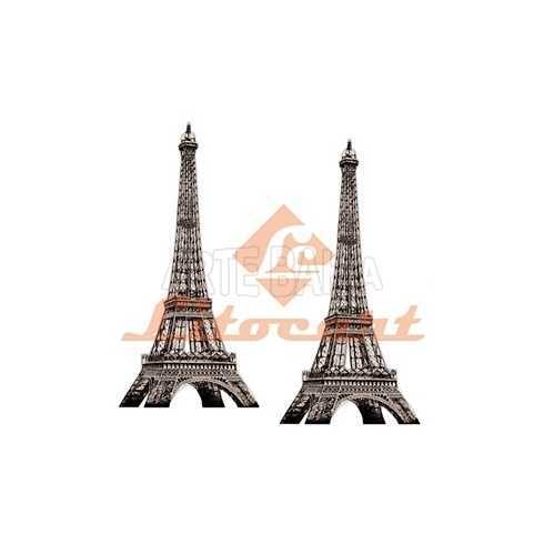 LMAP068 - Torre Eiffel - 2 unidades