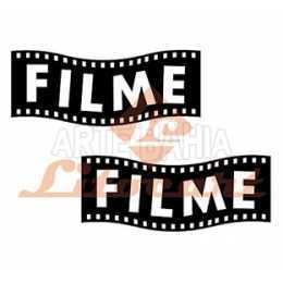 LMAP062 - Placa Filme - 2 unidades