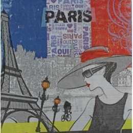 Paris - Cores da Bandeira (937)
