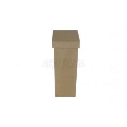 G-Caixa para Vinho em Pé   (Base Quadrada)