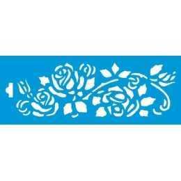 STP019 - Rosas - 6,5x17cm