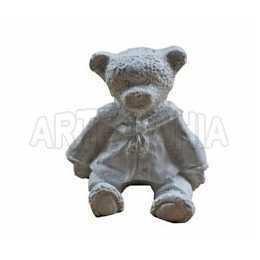 Ursa Sentada de Vestido