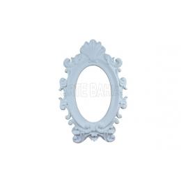 LLM-091 - Moldura sem Espelho - Oval - 16x23cm