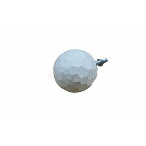 Puxador Esfera Talhado