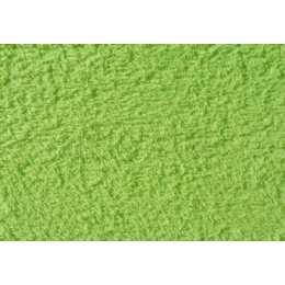 Tecido Atoalhado Verde Maçã