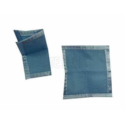 Cobertor -Azul Claro - 2 unidades