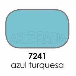 Tinta PVA - Azul Turquesa 100ml - True Colors