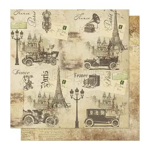 SD661 - Paris Antiga