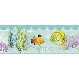 BDAIV728 - Peixinhos no Fundo do Mar