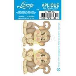 APM4 - 259 - Macaco Baby - 2 Unidades