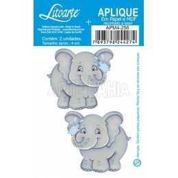 APM4 - 256 - Elefante Baby - 2 Unidades