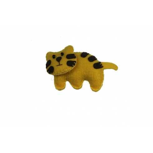 Bicho - Tigre de Feltro
