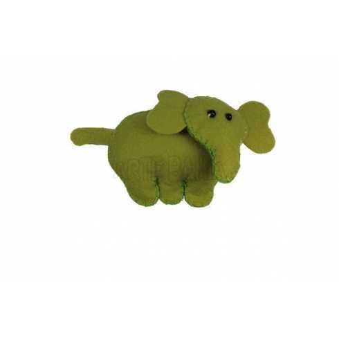 Bicho - Elefante de Feltro