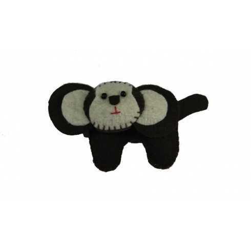 Bicho - Macaco de Feltro