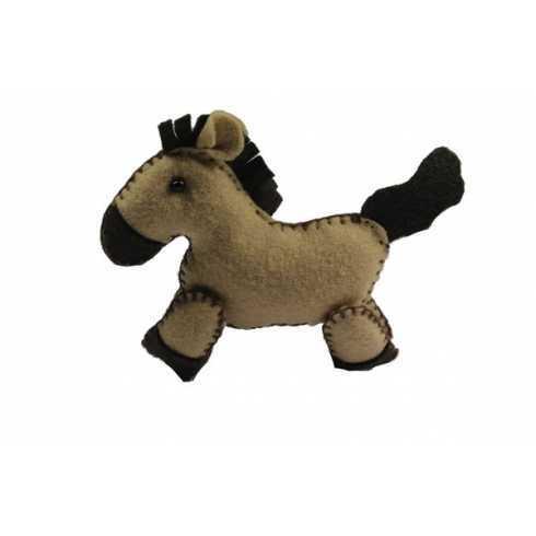 Bicho - Cavalo de Feltro