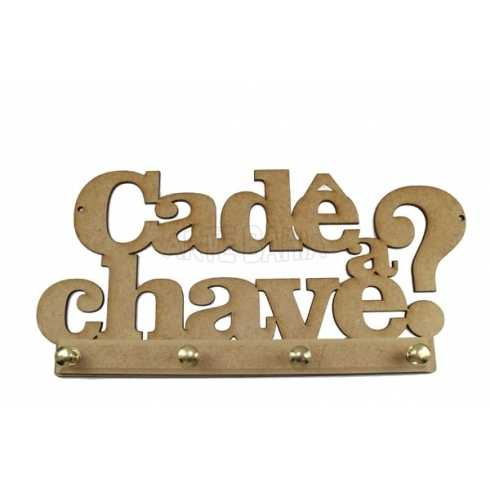 G-Porta Chaves Vazado