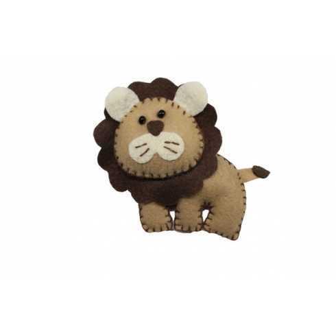 Bicho - Leão de Feltro
