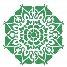 OPA 2297 - Mandala - 30,5x30,5cm