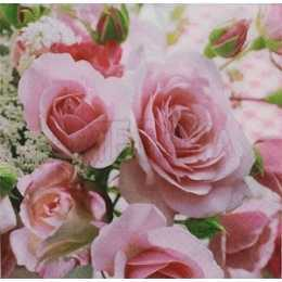 Rosas Cor de Rosa - (969)