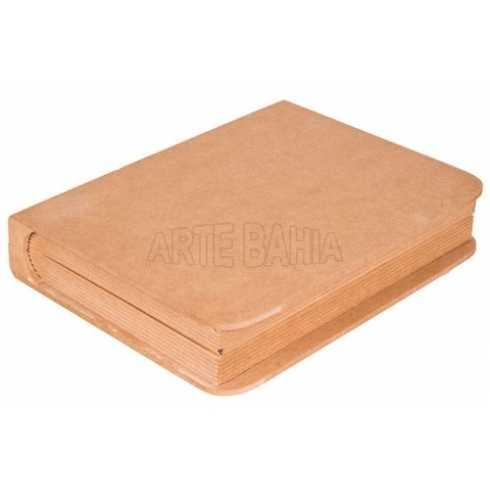 Caixa Livro -  20x26,5x5cm